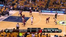 Paul George 28 points vs Miami (Full Highlights) (2013 NBA Playoffs GM 6) ᴴᴰ