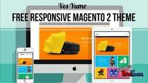 Free Responsive Magento 2 Theme