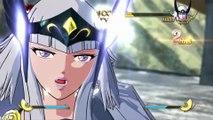 Saint Seiya Soldiers' Soul - Trailer de lancement