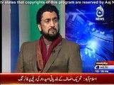 Aaj Rana Mubashir Kay Sath - 14th November 2015