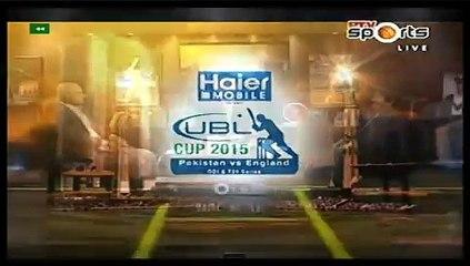 Pakistan vs England 2nd ODI Highlights of Analysis 13 November 2015