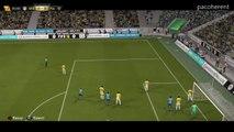 EA SPORTS™ FIFA 16 retourner fifa 16 fut xbox one goal but