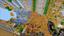 TOY STORY VS TNT & EXPLODING CHICKENS MODS Minecraft Mods Vs Maps (Nukes, Bombs, Chickens)