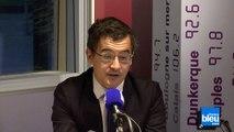 Gérald Darmanin, député-maire de Tourcoing après les attentats de Paris