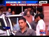 25% Reduction in Corporate Tax - FM Arun Jaitely