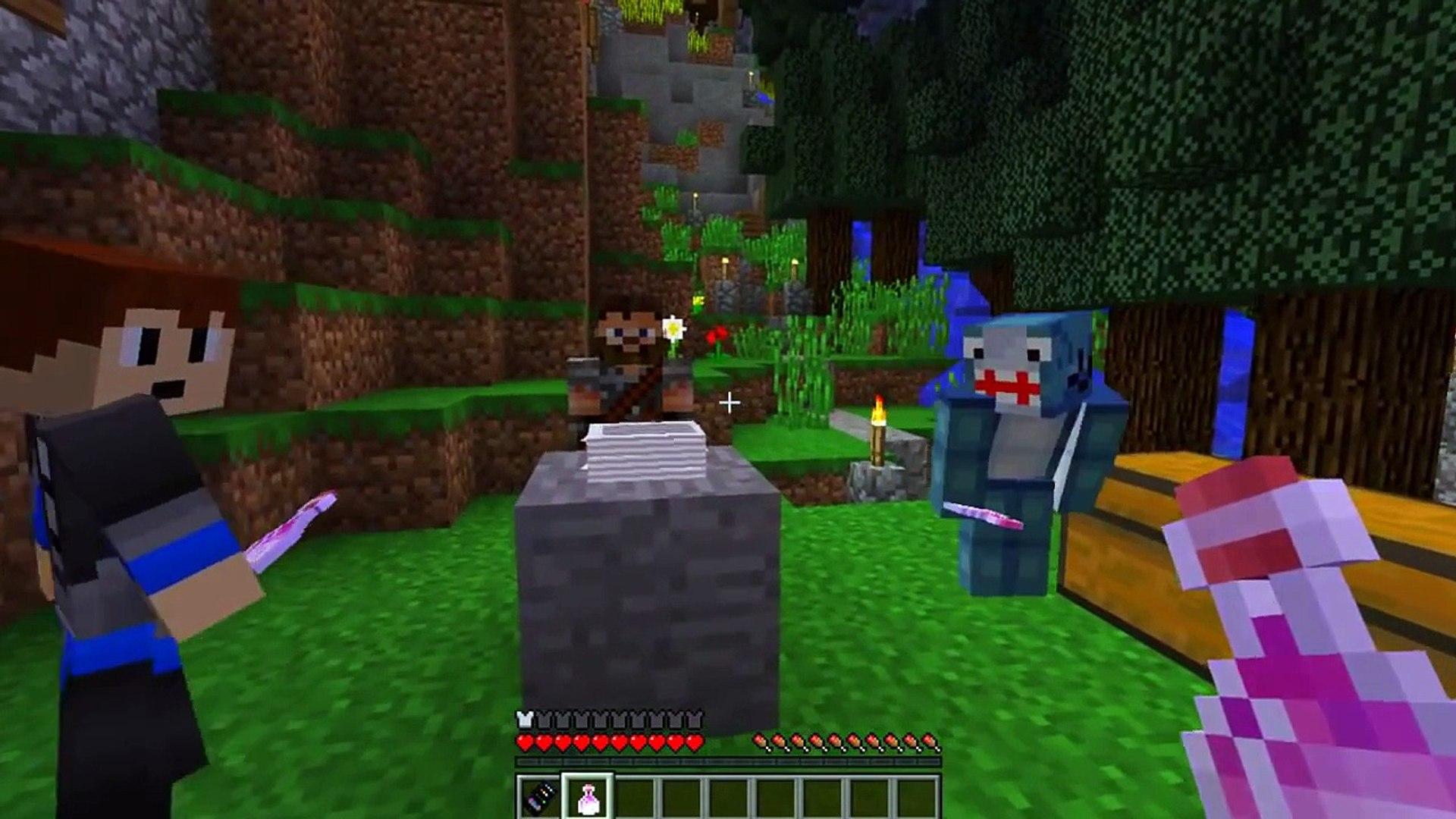 LittleLizardGaming Minecraft Adventure : THE MYSTERY OF THE WEREWOLF! (Custom Roleplay) #3