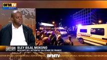 Attentats du 13 novembre: un rescapé du Stade de France témoigne de l'explosion du kamikaze