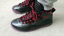 HD Review Discount Authentic Air Jordan 10 x retro db doernbecher daniel pena Sneakers