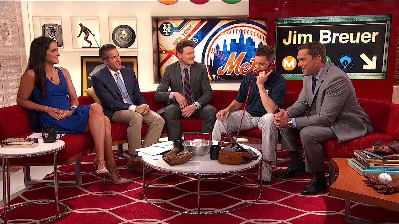 Jim Breuer MLB Prank Calls on MLB Central