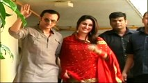 Saif Ali Khan-Kareena Kapoor wedding reception pics: SRK, Ranbir Kapoor, Anil Kapoor atten