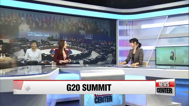 (Part 1)Pres. Park updates reforms as G20 tackles economic issues