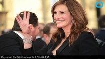 So What are  Julia Roberts Plans for Holiday Time