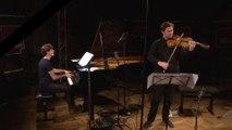 Fauré : Après un rêve par Adrien La Marca et Thomas Enhco | Le live de la matinale