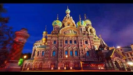 St. Petersburg Timelapse