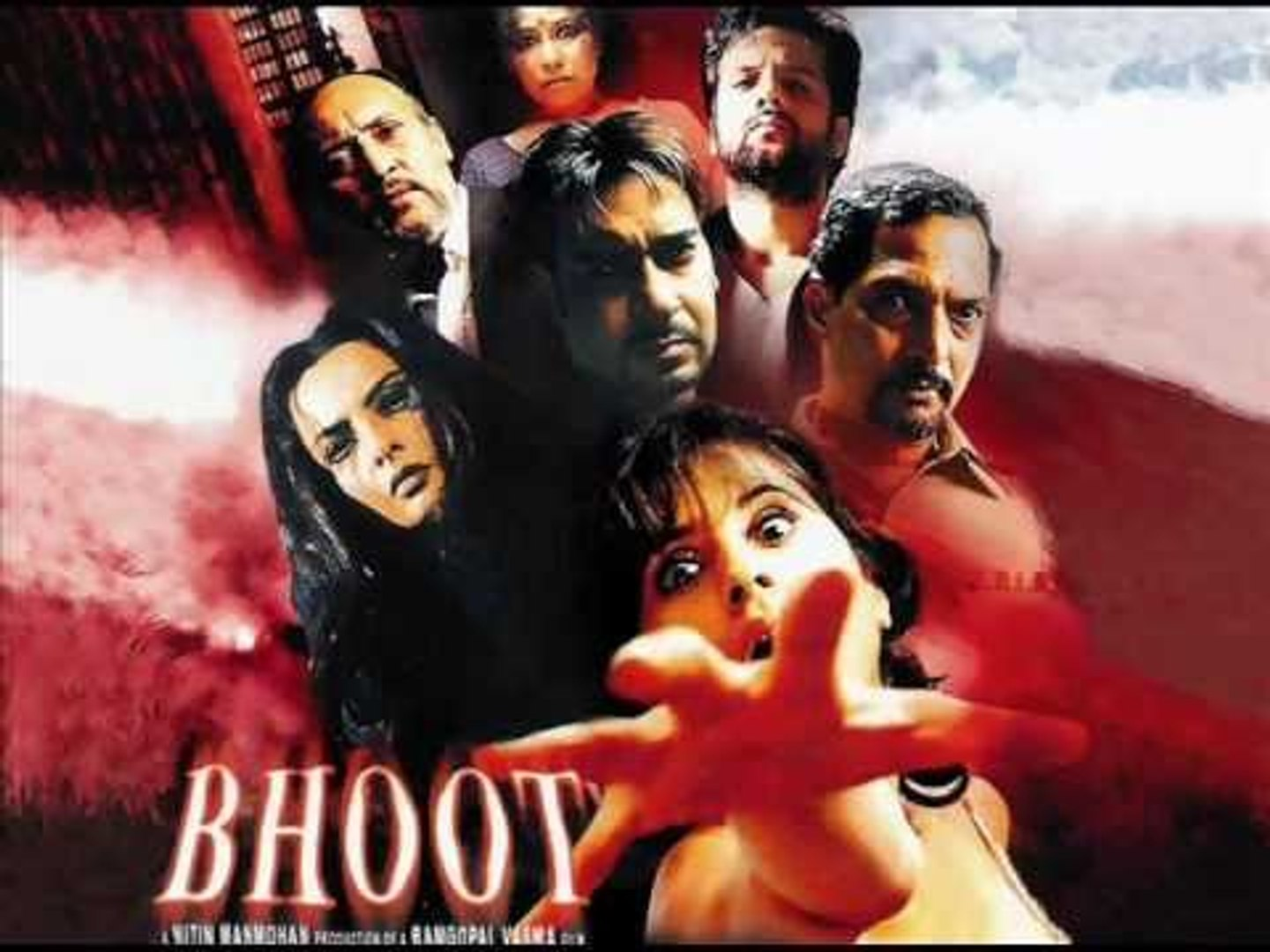 Bhoot (2003)(Part1/2) Hindi HD Movies - Ajay Devgan - Urmila Matondkar -  Best Horror Movie -Bollywood Classic Collection