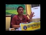 Puerto Galera Mayor Hubbert Dolor Interview Part 1 of 4