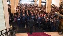 La Ville du Havre rend hommage aux victimes des attentats de Paris