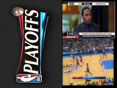 NBA Playoffs 2015 ESPN First Take Discussion: Kevin Durants Free Agency