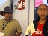 Mikey Bustos and Bogart the Explorer for Wazzup Pilipinas