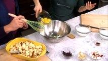 Zomick's Challah Recipe - Pudding