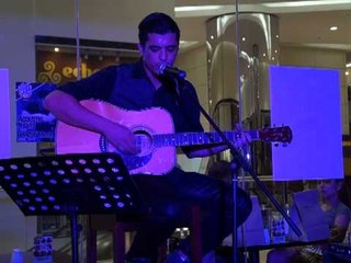 Chris Cayzer Live at Kanto Acoustic Nights Part A