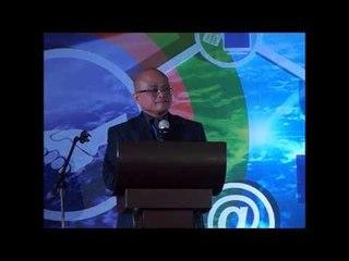 Dennis Reyes of DOST ICTO at National ICT Summit 2015  Part 2