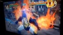 Naruto Shippuden Ultimate Ninja Storm Revolution | Sasuke gameplay (Paris manga 2014)