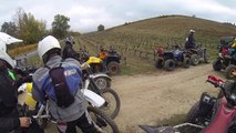 Rando Enduro  Quad Moto Borel  8 nov 2015