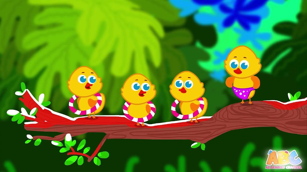 Five Little Ducks | 5 Little Ducks | Nursery Rhymes | Fun Rhymes for Kids