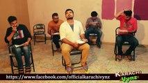 Unity During MCQ s Exam By Karachi Vines
