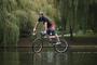 MTB Trials Rider Andrei Burton Literally Rides On Water!