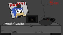 Five Nights at Sonics 4 Night 6 Completed | NIGHTMARE GOLDEN SONIC