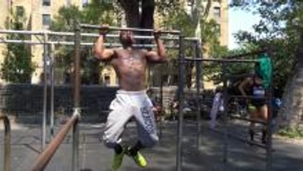 Pull Ups, Muscle Ups, & Dips Challenge
