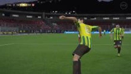 FIFA 16 Path To Power #14 - New Hybrid Scores