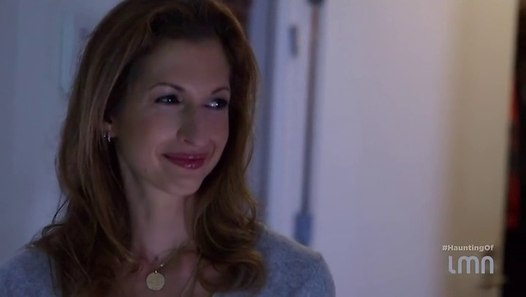 The Haunting Of S05e24 Alysia Reiner Video Dailymotion