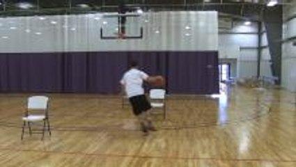 SICK New Basketball Ballhandling Drill