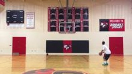 How To Practice Your 3-Pointer Like Steph Curry