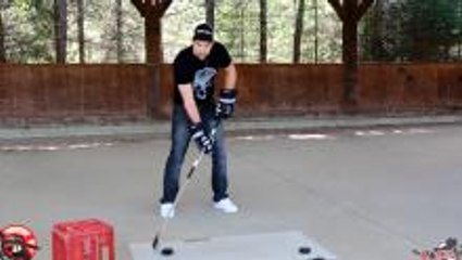 Moving the Puck to Generate Power