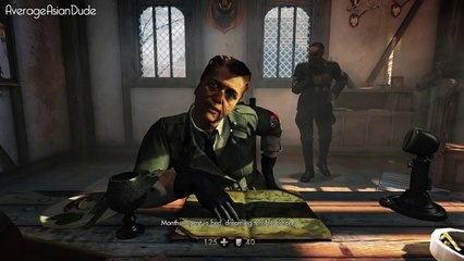 Lets Play Wolfenstein: The Old Blood - Part 11: Nazi zombies!