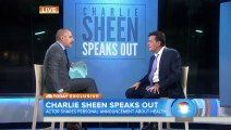 Charlie Sheen Today Interview, Announce He's HIV Positive