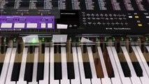 Hawaii Five Main Theme piano lesson piano tutorial (slow)