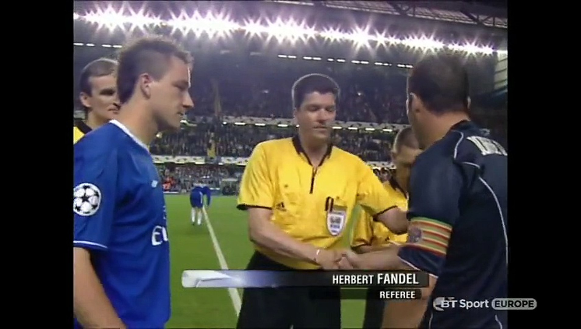 Champions League Classics – Chelsea V Porto – Group Stage 2004 - 동영상  Dailymotion