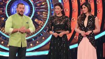 Bigg Boss 9- Salman INSULTS Zareen Khan & Daisy Shah's For HOT scenes In Hate Story 3 - YouTube