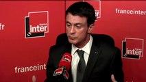 """Manuel Valls : """"Les engagements budgétaires de la France seront forcément dépassés"""""""