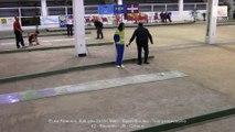 Qualifications tir progressif, 2 sur 2, Sport Boules, Euro Féminin, Saluzzo 2015