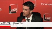 Moyens, terrorisme : Manuel Valls répond à Patrick Cohen
