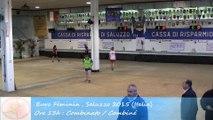 Premier tour poule, Combiné, Sport Boules, Euro Féminin, Saluzzo 2015