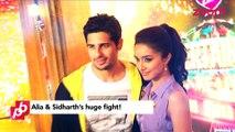 Alia Bhatt & Siddharth Malhotra apparently FOUGHT at Karan Johar's place- Bollywood News