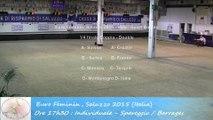 Barrages poule, Simple, Sport Boules, Euro Féminin, Saluzzo 2015