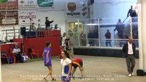 Quarts de finale, Simple, Sport Boules, Euro Féminin, Saluzzo 2015